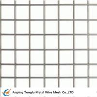 Buy cheap Stainless Steel 304 Light Wire Welded Mesh  25 x 25 x 1.6mm from wholesalers