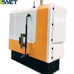 Buy cheap High efficiency industrial food vertical 500kg wood chip fire steam boiler from wholesalers