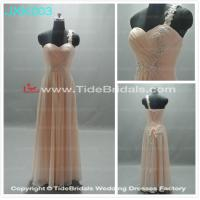Quality Plain Satin wedding dress simple bridal gown #JXK003 for sale