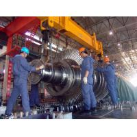 Buy ASTM Heavy 30Cr2Ni4MoV, 34CrNi3Mo Alloy Steel Forged Shaft- Steam Turbine Rotor at wholesale prices