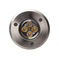"Quality High Power LED Inground Uplights Width Ø5.71"" Ø145mm ROHS Certification for sale"