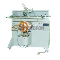 Buy cheap automatic pneumatic round drum screen printing machine for sale from wholesalers