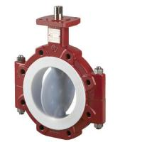 China lugged butterfly valve on sale