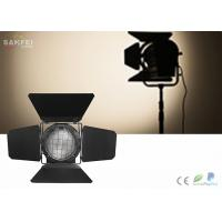 Quality 200 W 6500K Dj Disco Light , Indoor Studio Spot LED Fresnel Light for sale