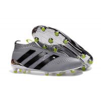 China Adidas Ace 16+ purecontrol soccer boots FG/AG Pure Control Football Shoes Men Soccer Cleats Boots Cheap for sale
