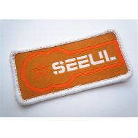 Quality Eco Friendly Custom Clothing Patches No Slip Garment Accessories for sale