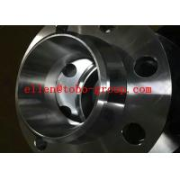 Buy Forged Stainless Steel Flanges ASME B16.5 ASTM A182 F53 SORF Flange DN20 CL150 at wholesale prices