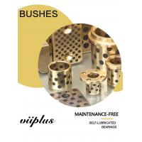 Quality Extra Large Size Bronze Graphite Plugged Bushings flange dimensions | Bushings & Bearings | Sleeve, Flange, Thrust for sale