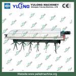 Quality yulong organic fertilizer fermentation machine for sale