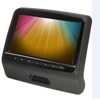 Quality Universal Car Pillow Dual Headrest Dvd Player For Car Black Beige Grey for sale