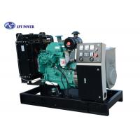 Quality 25kVA 20kW Cummins Diesel Genset for Marine , Open Frame Mounted for sale