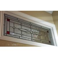Quality decorative glass with frames for sale