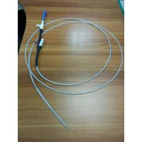 Quality PTFE Sheath Stone Retrieval Basket , Nitinol Helical Basket Lubricant Catheter for sale