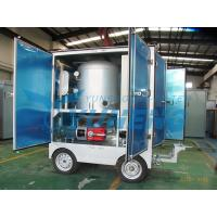 China Manufacturer Double Stage Transformer Oil Purification Plant for High Voltage for sale
