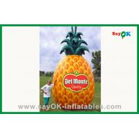 Quality Outdoor Custom Inflatable Products Advertising Inflatable Pineapple for sale