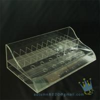 Quality clear plastic storage box divided for sale