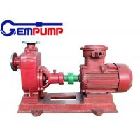 China Electric motor ZX series horizontal self-priming centrifugal pump water pump on sale