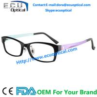 Latest Styles Beautiful Eyeglasses,Bright Color Attractive Eyewear Frame for sale