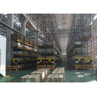 Quality Multilevel Heavy Duty Storage Racking Systems , Warehousing Racking System Anti - Corrosive / No Toxic for sale