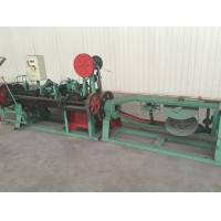 Buy High speed Barbed Wire Making Machine, barbed Wire Mesh Machine at wholesale prices