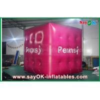 Quality Outdoor Inflatable Balloon Float Helium Cube with PVC Material for sale