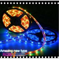 Quality Christmas Neon LED Flexible Strip Light Waterproof 5050 5meter / Roll for sale