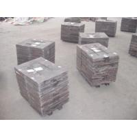 Buy Hi-Chrome Castings DF014 / Ni Hard Liners Castings With More Than HRC56 Hardness at wholesale prices