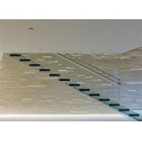 China USA Standard interior glass stairs glass floating stairs stairs for inside prices on sale