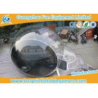 Quality Transparent Inflatable Advertising Products / Inflatable Snow Ball For Motor Show for sale