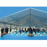 Quality Large Aluminum Frame Clear Span Tents For Outdoor Party / Events / Exhibition for sale
