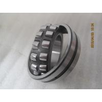Quality Industrial Reducer Spherical Roller Bearings High Misalignment With Steel Cage 22208-E1 for sale
