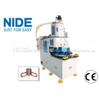 Quality NIDE automatically stator coil winding machine low noise two working stations for sale