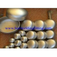 Quality Weld On Stainless Steel Pipe Cap for sale