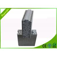 China Construction Internal Wall Partition Precast Concrete Sandwich Panels 75mm Thickness on sale