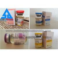 Quality Personalized Box Label Custom Vial Labels for Anabolic Steroids Injectable Vials for sale