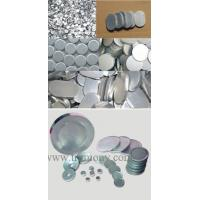 Quality Collapsible Aluminium Tubes Slug/Circles for Roof Vent Temper: O - H112 for sale