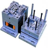 China Long Life Span Injection Moulding Die Hot Cold Runner Easy Installation for sale