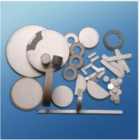 Buy cheap Piezoelectric Rectangle Piezo Ceramic Element Cylinder Round Ring of chengcheng from wholesalers