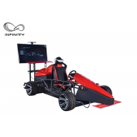 Quality Deepon VR Glasses 1 Person F1 VR Racing Car Gaming Machine for sale