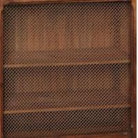China Wire Mesh Grille Inserts| Press Crimp Weave by Cold Rolled Steel on sale