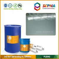 Quality Single Component Polyurethane Self-leveling Adhesive for Highway Slot Gap Filling PU840 for sale