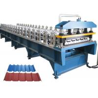 Buy Roofing Sheet Roll Forming Machine , Roofing Corrugated Sheet Roll Forming Machine at wholesale prices