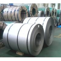China Annealed / Hot Rolled 201 Stainless Steel Coil Stock Thickness 2.2mm - 3.0mm on sale