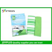 Quality Cleaning Kitchen Tools Microfiber Cleaning Cloth For Window / Bathroom for sale