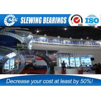 Quality Environmental Protection Industrial Turntable Bearings For Packaging Machinery / Filling Machine for sale