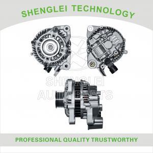 Quality Aluminum Made Honda Car Alternator , Assembly Type Honda Civic Alternator for sale