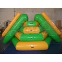 Quality Inflatable Floating Climbing Slide for sale