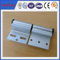 Quality Bronze caravan door hinge,anodized gold and titanium color type of door hinge for sale