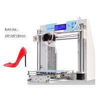 China Metal Casting Portable High Definition 3D Printer TPU Filament High End on sale
