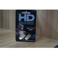 Quality Recycled Blister Pack Packaging For HD Male Sexual Enhancement Capsule for sale